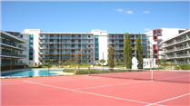 Apartment-in-Vilamoura-Central-Algarve-Portugal---Home796-Ground-with-tennis-Net